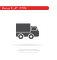 car icon for web business finance and vector image vector image