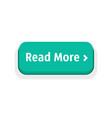 read more green cartoon button vector image