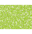 Summer green leaves seamless pattern