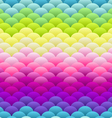 Neon rainbow light blobs seamless background