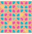 Retro style background vector image vector image