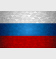 russia background template for soccer event vector image vector image