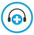 Hospital Call Service Rounded Icon