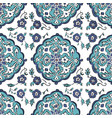 abstract turkish pattern for your design vector image