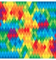 Brazil summer games colors pattern abstract vector image