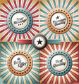 Retro and vintage backgrounds vector | Price: 1 Credit (USD $1)