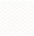 seamless geometric minimalistic pattern vector image