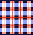 tartan plaid seamless pattern checkered tartan vector image vector image