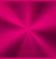 magenta technology metal background vector image vector image
