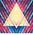 Geometric Background - Seamless Pattern vector image