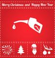 petrol service icon vector image