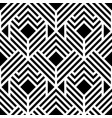 abstract geometric stripes pattern vector image