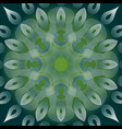 abstract geometric line patterns on green gradient vector image