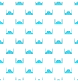 Mosque pattern cartoon style vector image vector image