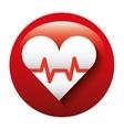 heart health vector image vector image