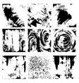 overlay set vector image