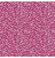 Pink sequin background Square frame Eps 10 vector image