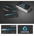 Business Card Background Design Template with