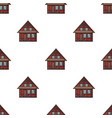 house single icon in cartoon stylehouse vector image vector image