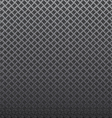 Metal background with striped texture background vector image