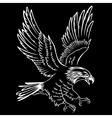 Eagle 007 vector image vector image