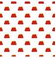 purse retro pattern seamless vector image vector image