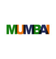 Mumbai phrase overlap color no transparency