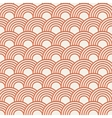 Seamless pattern for background of round vector image