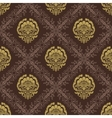 Baroque Seamless Pattern2 vector image