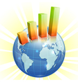 Concept - Global Business vector image
