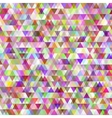 Polygon Background 2 vector image vector image