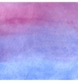watercolor abstract hand painted background vector image