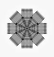 abstract circular 0015 vector image