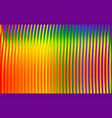 abstract colorful parallel vertical lines vector image