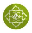 sticker fresh vegetables plants healthy food vector image vector image