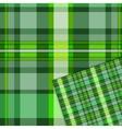 Pattern Fabric vector image