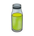 green juice icon vector image vector image