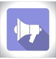Mouthpiece icon vector image