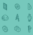 Engineering outline icons
