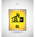 oil design vector image vector image
