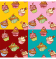 cake seam 4 380 vector image vector image