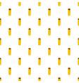 shawarma pattern seamless vector image