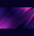 abstract purple triangles motion futuristic vector image vector image
