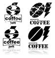 Coffee jolt vector image vector image