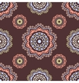 Ethnic floral seamless pattern5 vector image vector image