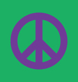 Peace Sign vector image