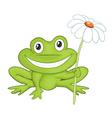 Cute cartoon animal vector image vector image