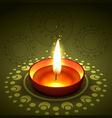 diwali festival vector image vector image