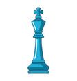 piece of chess cartoon vector image