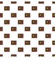 vinyl player pattern seamless vector image